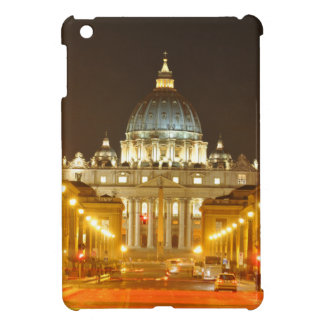 Vatican city, Rome, Italy at night Cover For The iPad Mini