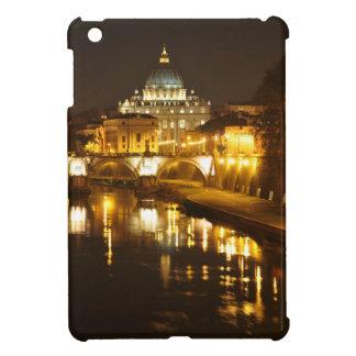 Vatican city, Rome, Italy at night iPad Mini Cover