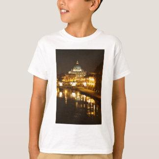 Vatican city, Rome, Italy at night T-Shirt