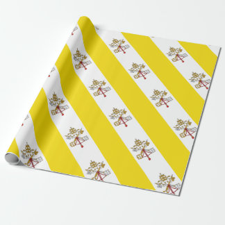 Vatican City Wrapping Paper
