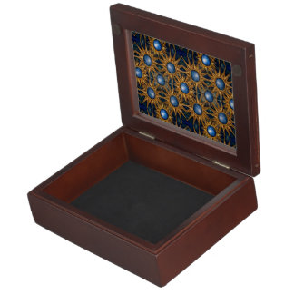 Vatican Compass Rose Pattern Keepsake Box