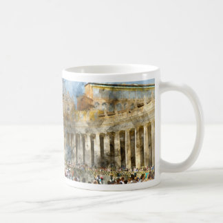 Vatican in  Rome Italy Coffee Mug