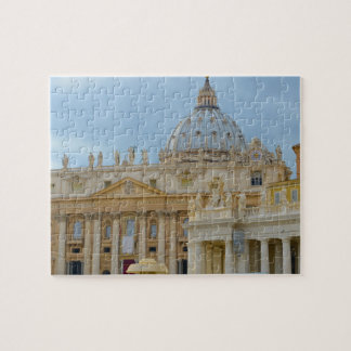 Vatican in Rome Italy Jigsaw Puzzle