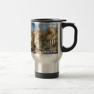 Vatican in  Rome Watercolor Travel Mug