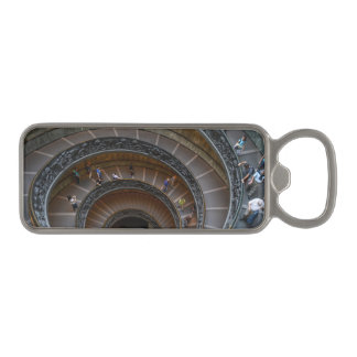 Vatican Museum Stairs Magnetic Bottle Opener