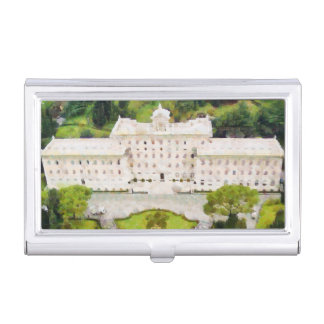 Vatican painting business card holder