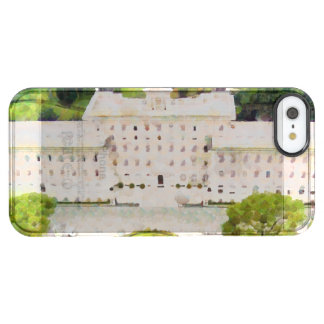 Vatican painting clear iPhone SE/5/5s case