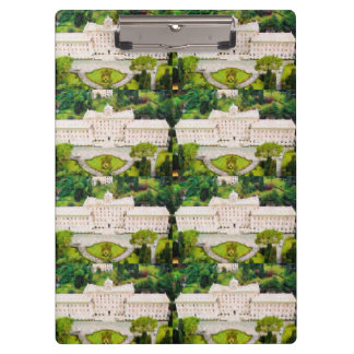 Vatican painting clipboards