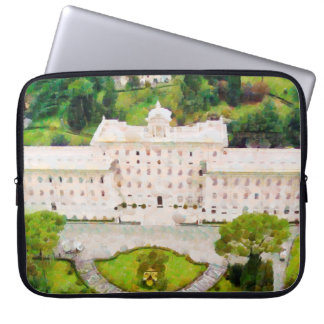 Vatican painting laptop computer sleeve