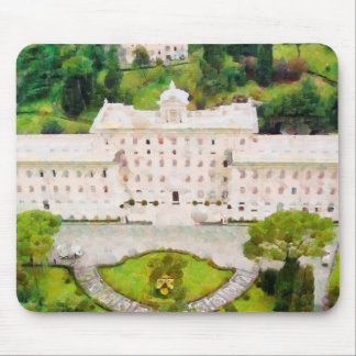 Vatican painting mouse pad