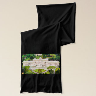 Vatican painting scarf