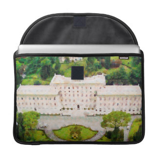 Vatican painting sleeves for MacBook pro