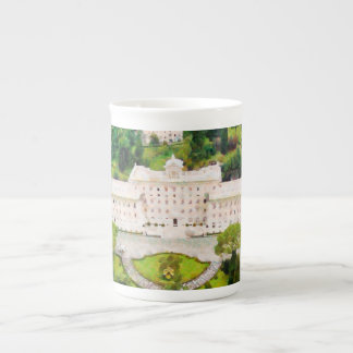 Vatican painting tea cup