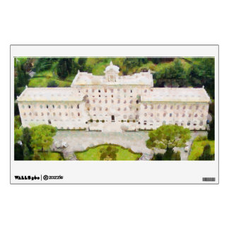 Vatican painting wall sticker