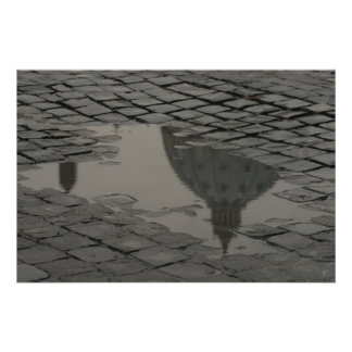 Vatican Reflection Poster