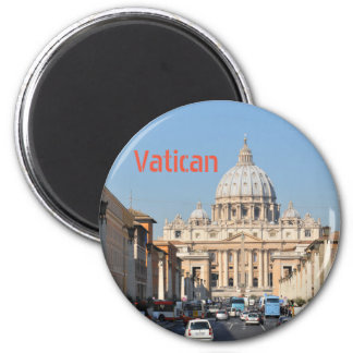 Vatican, Rome, Italy Magnet