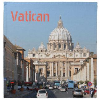Vatican, Rome, Italy Napkin