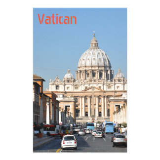 Vatican, Rome, Italy Stationery