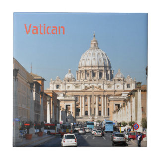 Vatican, Rome, Italy Tile