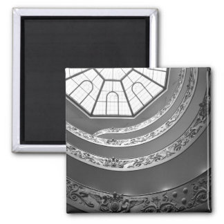Vatican Stairs with Skylight Magnet