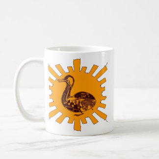 Vaucanson's Duck Coffee Mug