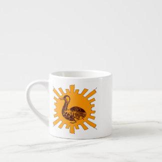 Vaucanson's Duck Espresso Cup