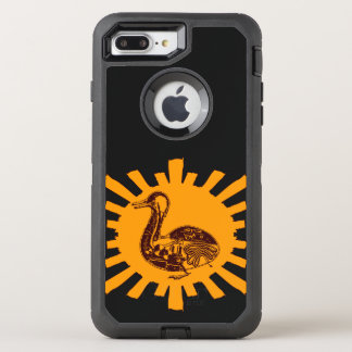 Vaucanson's Duck OtterBox Defender iPhone 8 Plus/7 Plus Case