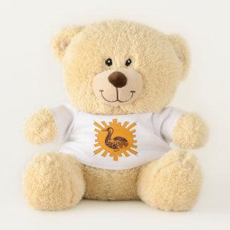 Vaucanson's Duck Teddy Bear