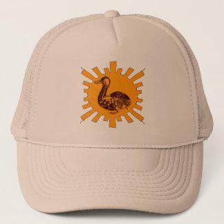 Vaucanson's Duck Trucker Hat
