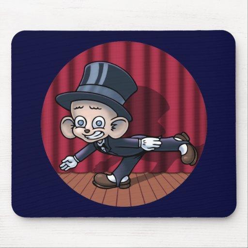 Vaudeville Hoofin' Mousepads