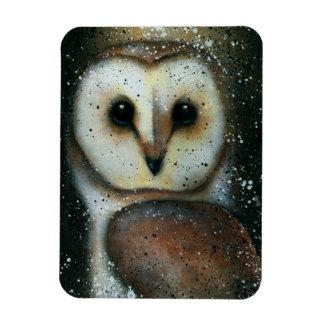 Vaughn Belak Owl magnet
