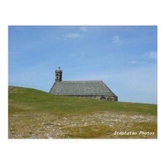 Vault Mounts of Arées BRITTANY FRANCE Postcard