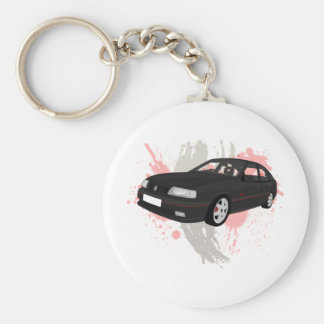 Vauxhall Cavalier SRI Keychain
