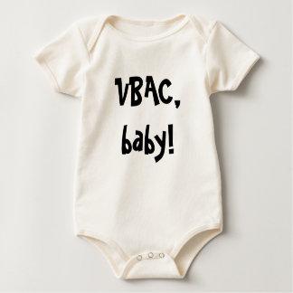 VBAC,baby! Baby Bodysuit