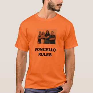 VC-fan, VONCELLO  RULES T-Shirt