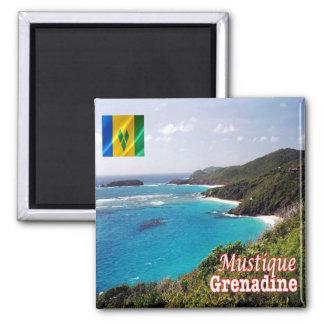 VC - Saint Vincent and the Grenadines - Grenadine Magnet