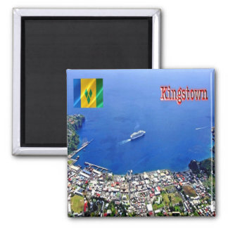 VC - Saint Vincent and the Grenadines - Kingstown Magnet