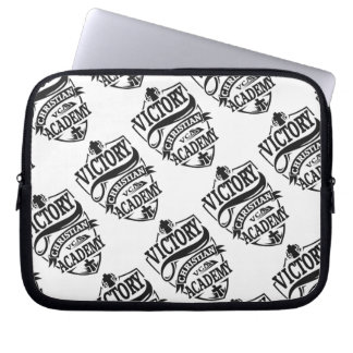 VCA Black Shield Laptop Sleeve