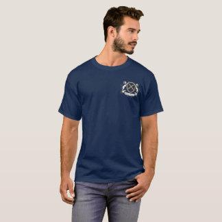 VCA Navy Blue Men's T-Shirt