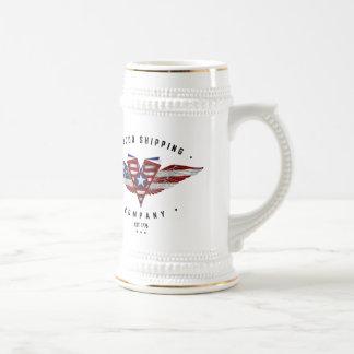 VCO Patriot Stine 18 Oz Beer Stein