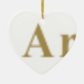 VCVH Records Akademia 2017 Spotlight Ceramic Ornament