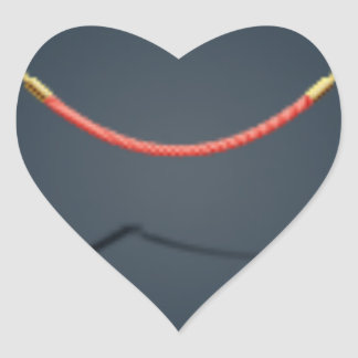VCVH Records Apps VCVH records - Get it now! Heart Sticker