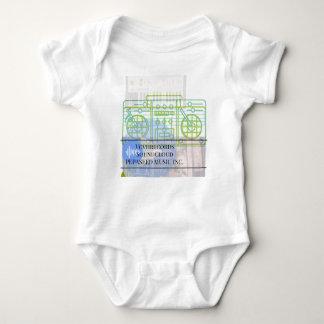 Vcvhrecords inc. (1) baby bodysuit