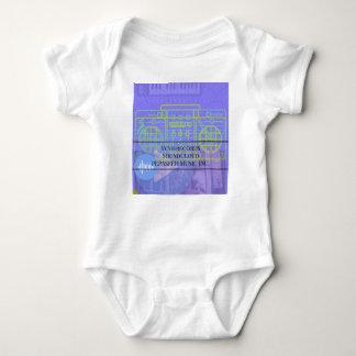 Vcvhrecords inc. (7) baby bodysuit