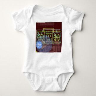 Vcvhrecords inc. (8) baby bodysuit
