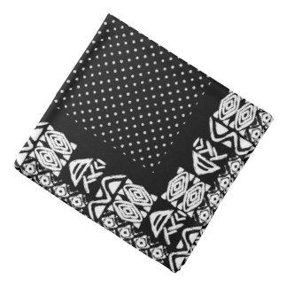 Vector american ethnic seamless pattern do-rag