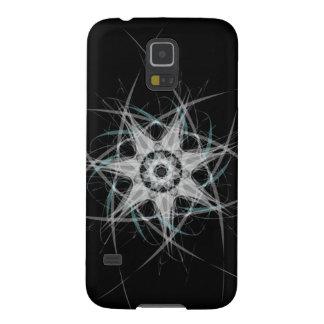 """Vector Art """"Gear"""" (dark / blue variation) Cases For Galaxy S5"""