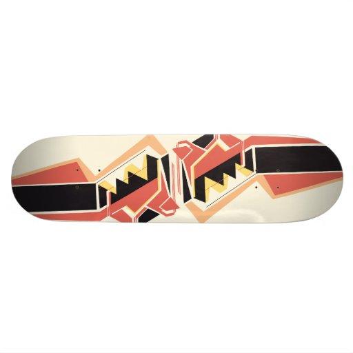 Vector Art Skateboard Decks