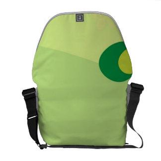 Vector Butterflies Messenger Bag