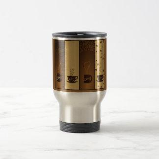 vector coffee banners travel mug
